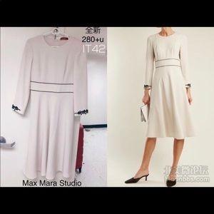 Max Mara Studio midi dress